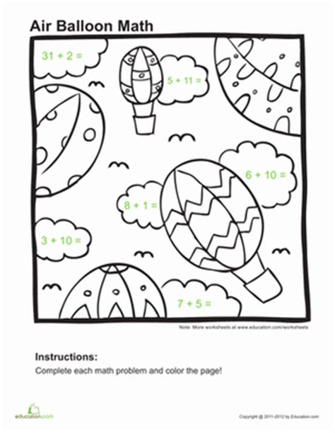 Free Printable Math Worksheets for Grade 3