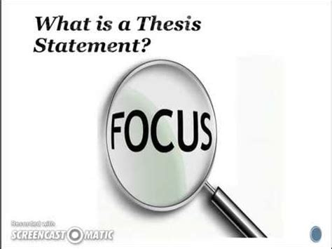 American dream thesis statement help?